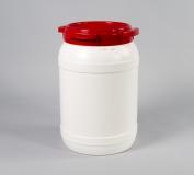 Plastfad m/skruelåg 20 Liter